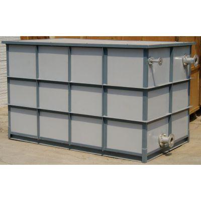 储热水箱维修简便 增压水箱 玻璃钢组合水箱