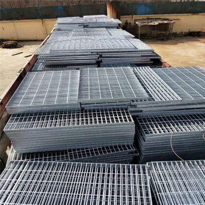 公园围栏钢格板 杭州平台钢格板 排水沟盖板批发