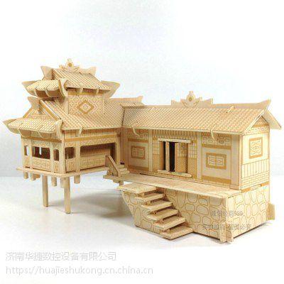 木工拼图玩具开料机