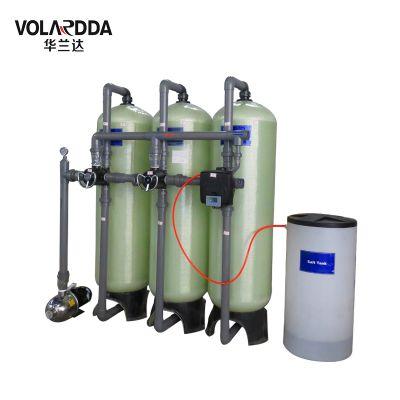 晨兴厂家设计生产蓄水站手动冲洗河水净化设备 移动式制造 杀菌除浊均可实现