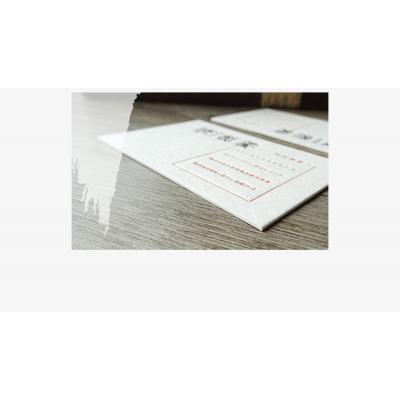 山东济南西客站高档名片 商务名片制作 彩色名片印刷
