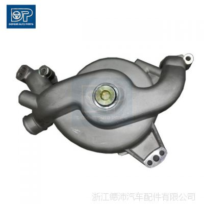 浙江德沛供欧系重型商用车冷却系修理件曼卡车铝制冷却水泵51065009066/51065007045