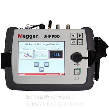 美国megger手持式变电站在线局部放电测量系统 UHF PDD 超高频局部放电检测仪