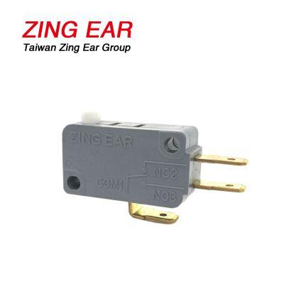 ZINGEAR 5A电流S型温度 电动工具微动开关 自动化设备微动开关