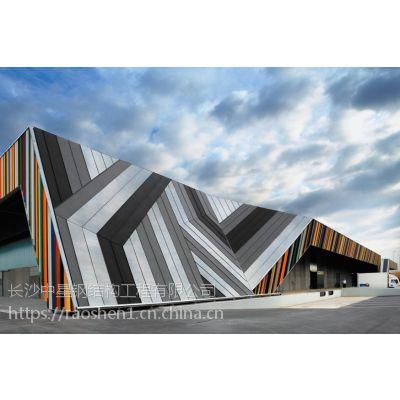 湖南中创YX25-430钛锌板屋面板的优点