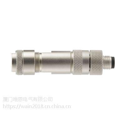 圆形连接器M8-MST03-T-D5-SH