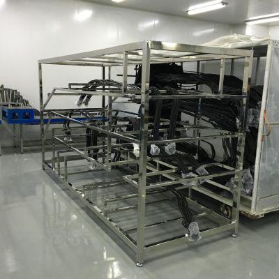 不锈钢仓储货架 不锈钢货架订做 304不锈钢货架供应商