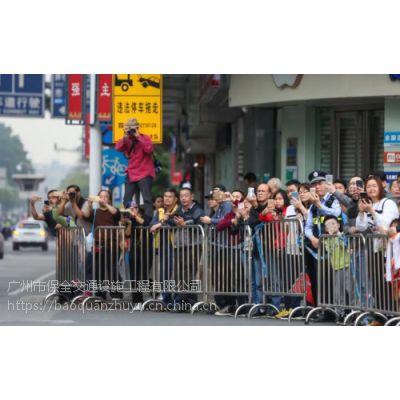 东莞铁马水马防暴栏厂家 马拉松铁马租赁 演唱会防暴栏租赁