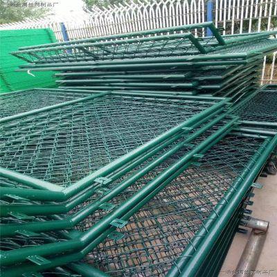 体育场围栏网 勾花防护网 山坡勾花网