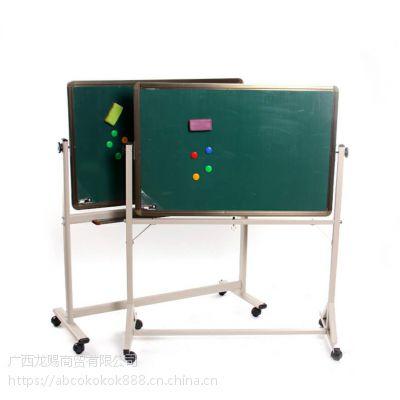 幼儿园黑板小学生写字板办公教学培训双面白绿板儿童画画板黑板幼儿园书写板家用练字练习板多款色可选