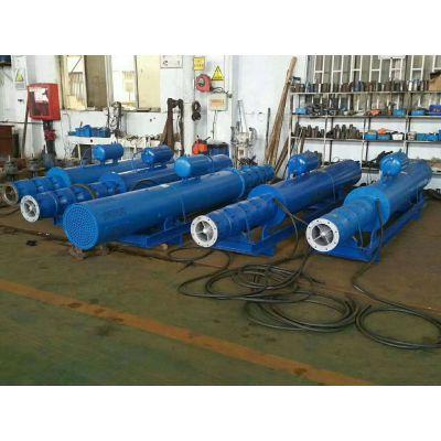 QKS_QJW卧式潜水泵型号大全_大流量卧式排水泵价格表