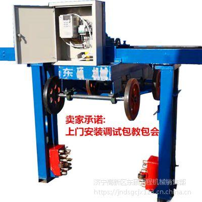 东硕机械SY11-2D龙门式空心板凿毛机可升降自动行走凿毛机