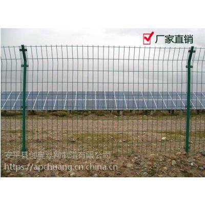双边丝护栏网光伏场地护栏隔离网防护网