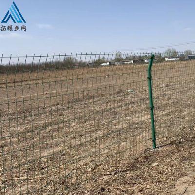 堤坝隔离围栏网/水渠防护网