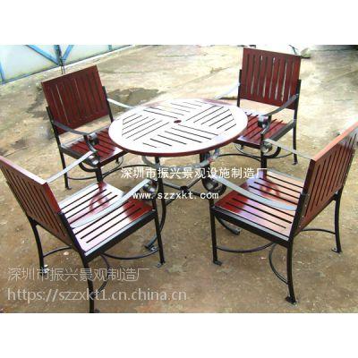 供应 吉林 咖啡店藤制套桌椅 铸铝套桌椅厂家【客户定制】—振兴