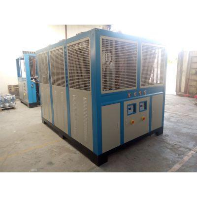 东莞伟的厂家直销优质工业用冷水机,50HP双系统风冷式冷水机
