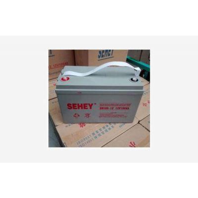 西力蓄电池SH17-12代理商 报价