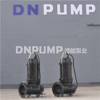 200WQ400-10-22KW潜水排污泵(污水泵)图片价格