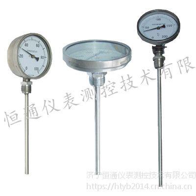 WSS-411一体化双金属温度计