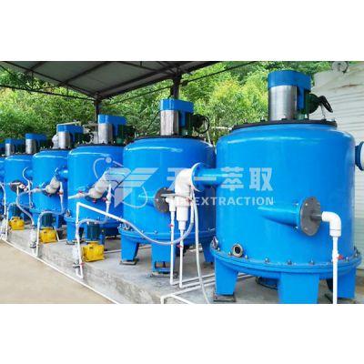 湿法冶金提取金属元素成套设备选型
