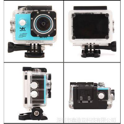 4K30帧WIFI运动相机全志+索尼镜头FHD60侦2.0寸高清屏经典款式