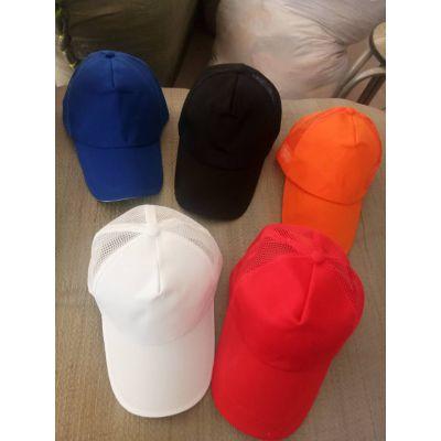 夏季网帽子 来图定制 LOGO 工厂直销广告帽子