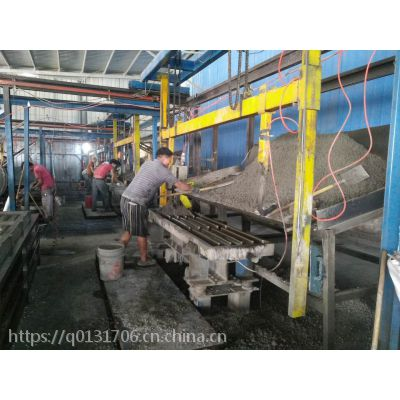 绍兴水泥漏粪板生产线专业快速