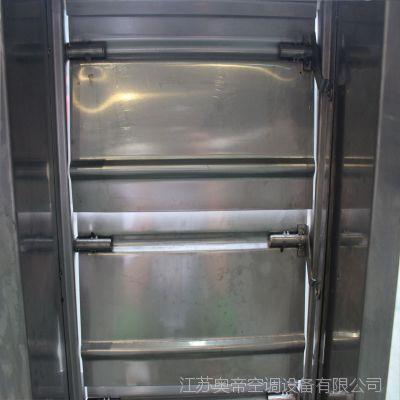 靖江厂家供应优质T303-2型方形管止回阀 方形风管止回阀定制生产