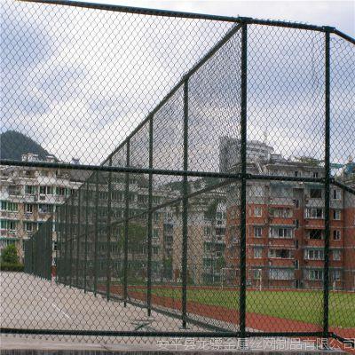 足球场围栏报价 运动场围栏网 蔬菜园隔离网