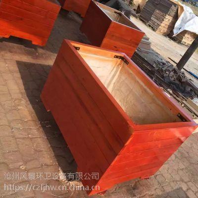 邯郸户外花箱、木质花箱厂家