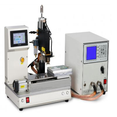 精密脉冲热压焊机+伺服平台