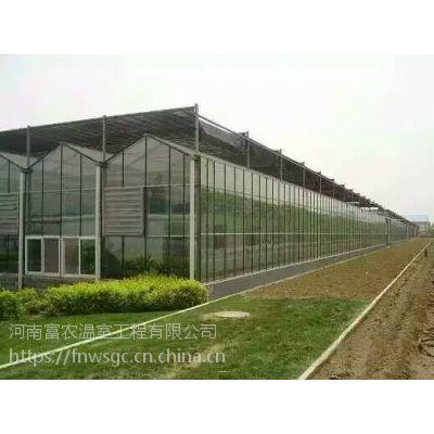 智能温室大棚建设 三门峡蔬菜温室大棚建设 富农温室大棚建造有限工程