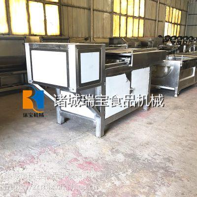 瑞宝QP-600型猪油冻盘切片机 全自动刨片机