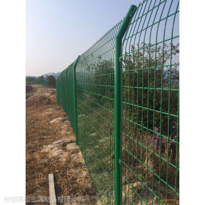 安徽合肥市政园林护栏 围栏网 公路铁路护栏网 体育场围网 小区隔离网