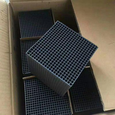 绿景品牌天津蜂窝活性炭净化VOCs专用炭