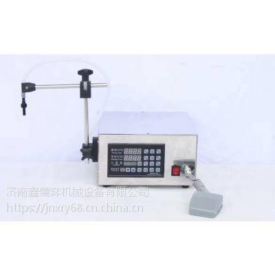 数控型小磨香油饮品灌装机鑫儒弈高配置机械