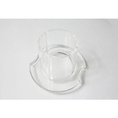 在CNC手板制作加工厂家中做透明件产品时选择哪种材料比较好