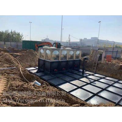 高港地埋式箱泵一体化厂家地址