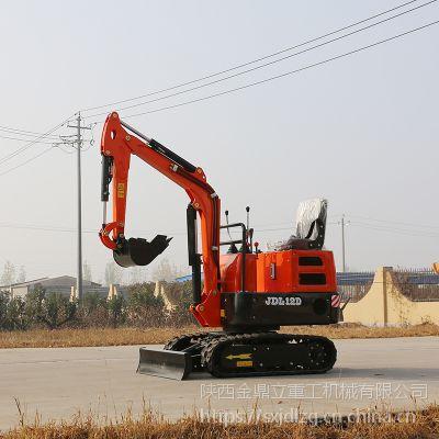 四川1吨挖掘机价格 挖沟 回填小型挖土机 小挖掘机公司