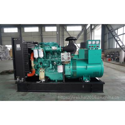 玉柴YCD4J22D国二发动机 50KW发电机配用4缸柴油机