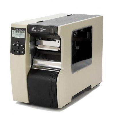 供应斑马(ZEBRA)110XI4 300/600dpi 工业热敏/热转印条码打印机一级能效