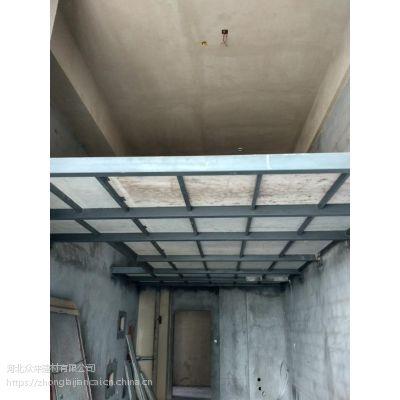 天津市loft夹层楼板 钢骨架膨石轻型楼板 众来钢骨架轻型板质量好