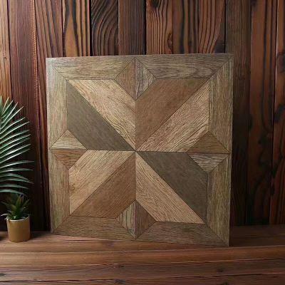 木纹砖 木拼花 600*600