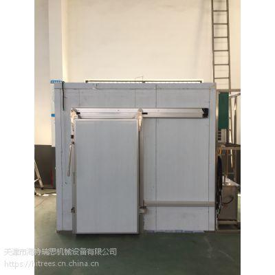 厂家直销猪肉低温高湿空气解冻库 低温缓化设备