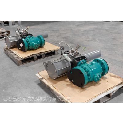 DRG01-S03-35B 大型拨叉气动执行器 大扭矩气动执行器 大扭矩气缸