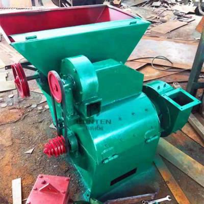 邦腾园林专用树枝粉碎机 自动进料花生秧粉碎机