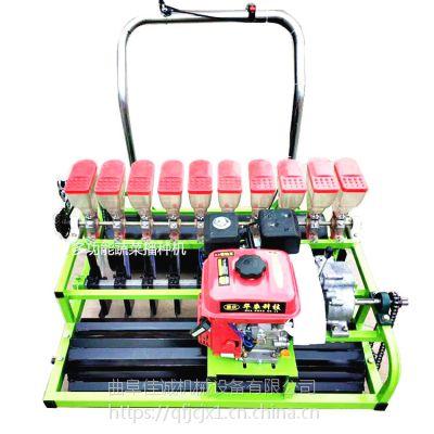 佳诚直销电动蔬菜播种机 多功能汽油芹菜菠菜白菜播种机 精播机