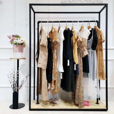 广州服装批发市场尾货 广州艾安琪服装走份的联系方式