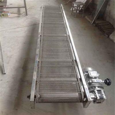 锦州模块网带输送机 耐高温食品专用输送机