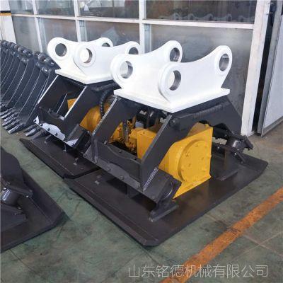 徐工215管路铺设振动夯 回填振动夯实器液压 各种型号挖机均适配